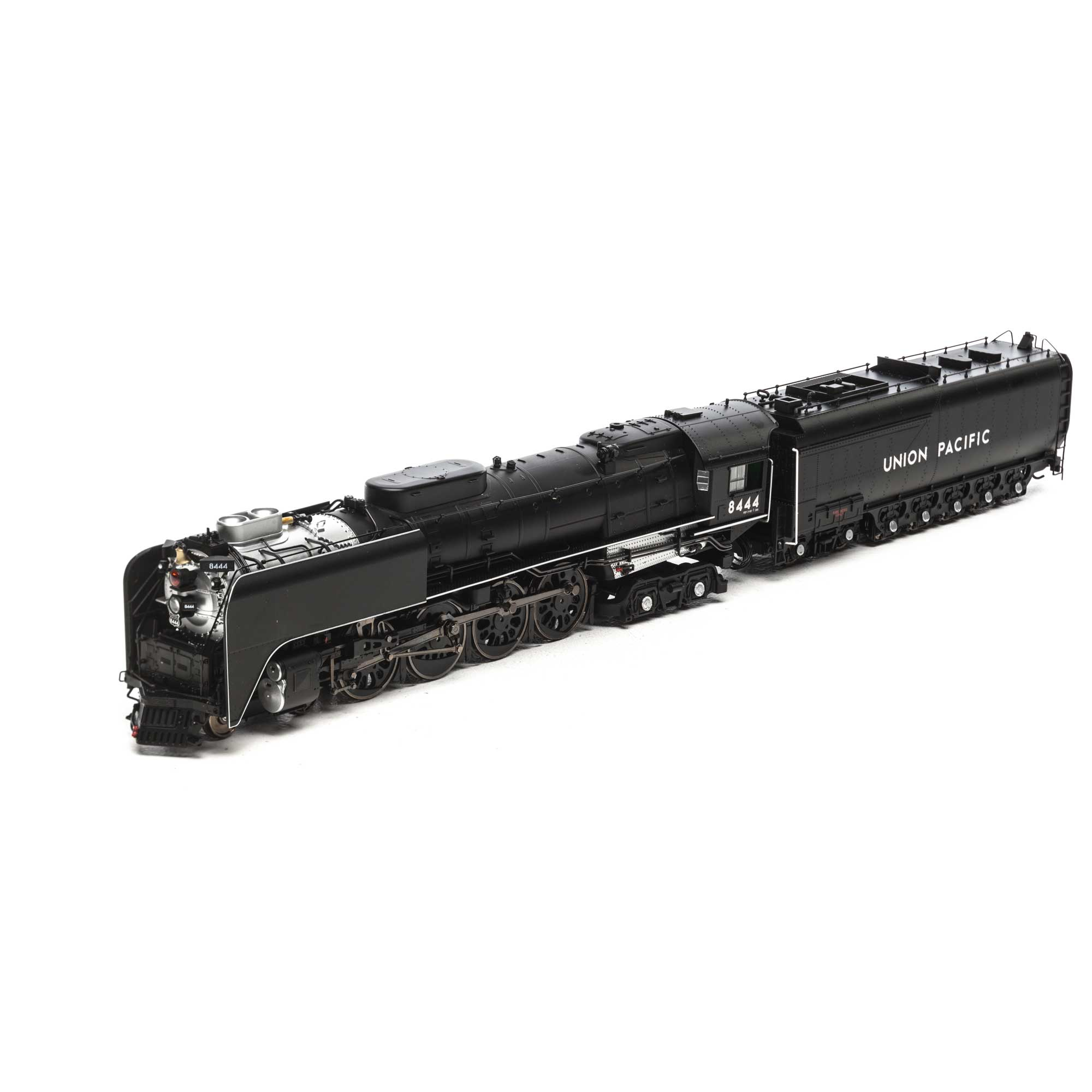Athearn Genesis HO 4-8-4 Northern Steam Locomotive, Oil Tender, Union  Pacific
