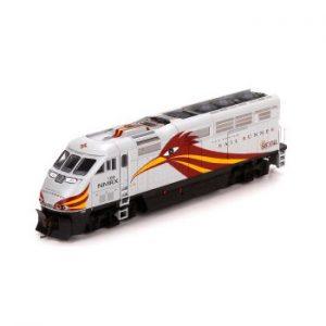 F59PHI Diesel Locomotive