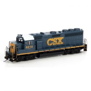 GP40-2 Diesel Locomotive