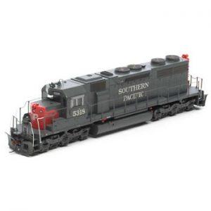 SD39 Diesel Locomotive