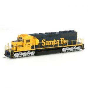 SD40 Diesel Locomotive