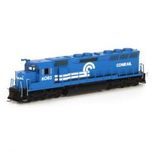 SD45 Diesel Locomotive
