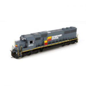 SD50 Diesel Locomotive