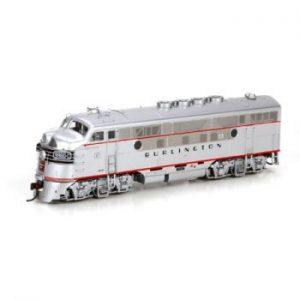 F3 Diesel Locomotive