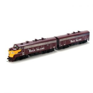 F7 Diesel Locomotive