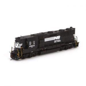 GP49 Diesel Locomotive