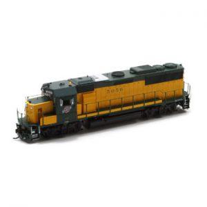 GP50 Diesel Locomotive