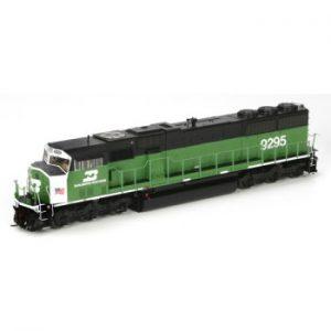 SD60M/I Diesel Locomotive