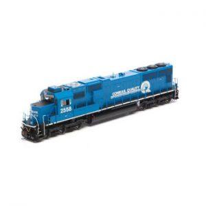 SD70 Diesel Locomotive