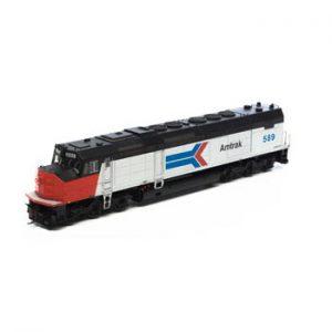 SDP40F Diesel Locomotive