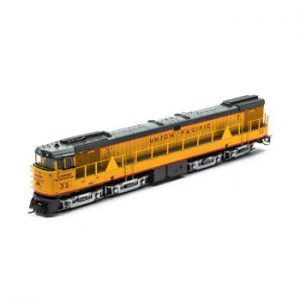 U50D Diesel Locomotive