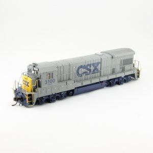 B23-7 Diesel Locomotive