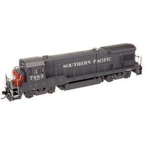 B30-7 Diesel Locomotive