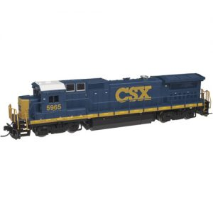 GE Diesel Locomotives