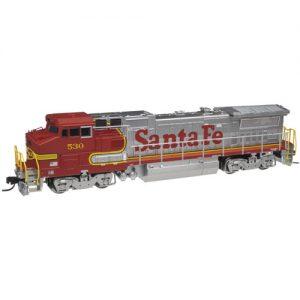B40-8W Diesel Locomotive