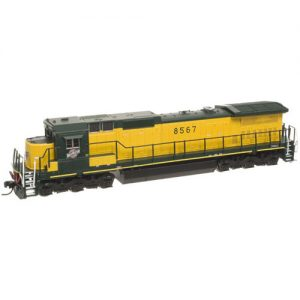 C40-8 Diesel Locomotive