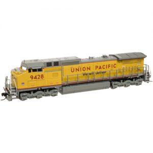 C40-8W Diesel Locomotive