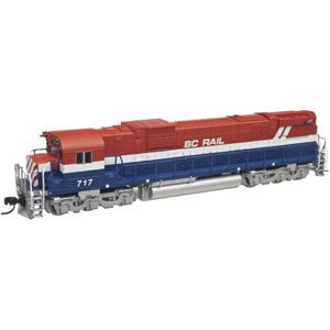 C628/C630 Diesel Locomotive