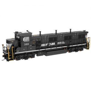 Genset 1 Diesel Locomotive