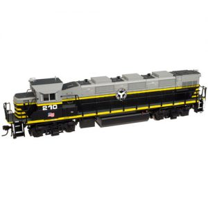 Genset 2 Diesel Locomotive