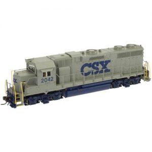 GP38 Diesel Locomotive