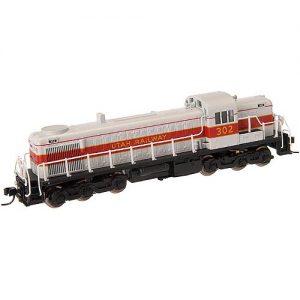 RSD4/5 Diesel Locomotive