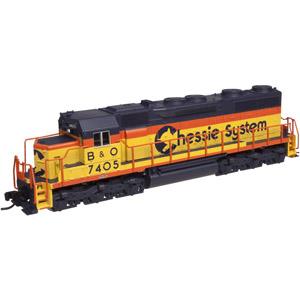 SD35 Diesel Locomotive