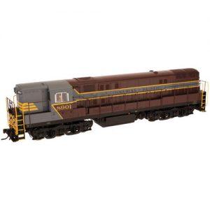H24-66 Trainmaster Diesel Locomotive