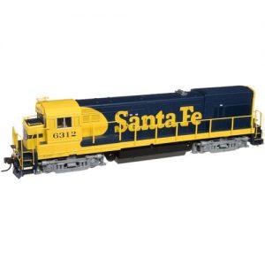 U23B Diesel Locomotive