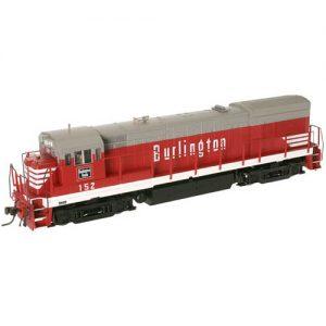 U30B Diesel Locomotive