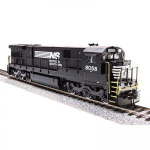 C30-7 Diesel Locomotive