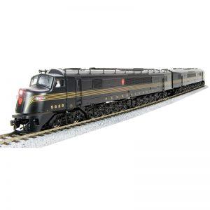 Centipede Diesel Locomotive