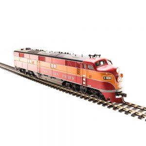 E7 Diesel Locomotive