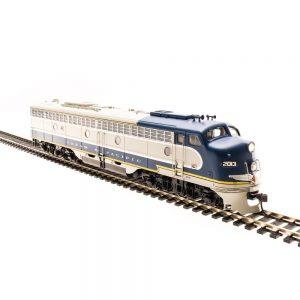 E8 Diesel Locomotive