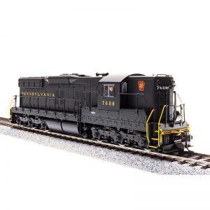 SD9 Diesel Locomotive