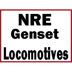 Genset Diesel Locomotives