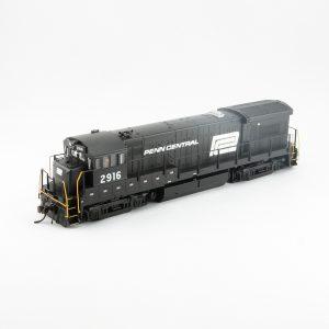 U33B Diesel Locomotive