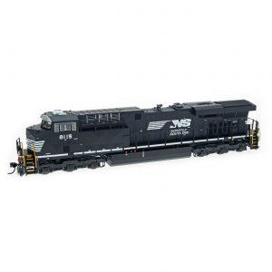 ES44 Diesel Locomotive