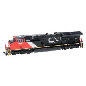 """ET44 """"Tier 4"""" Diesel Locomotive"""