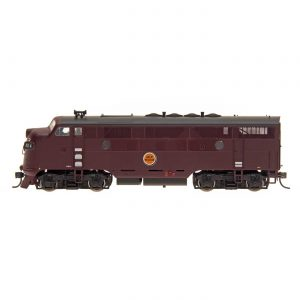 F Series Diesel Locomotives