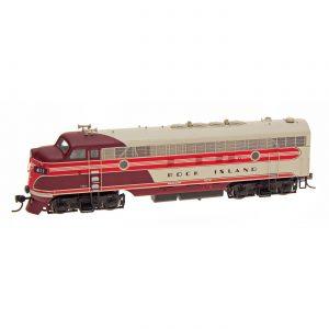 FP7/FP9 Diesel Locomotive