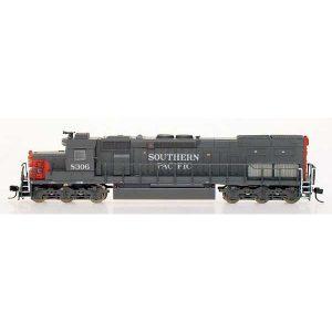 SD40T-2 Diesel Locomotive