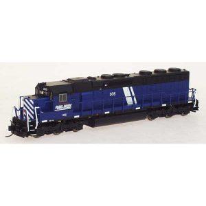SD45-2 Diesel Locomotive