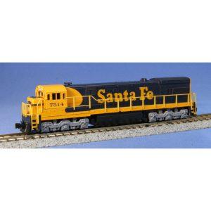 U23C Diesel Locomotive