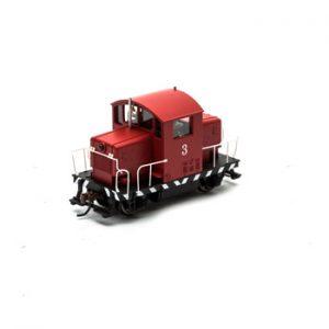 EMD 40 Diesel Locomotive