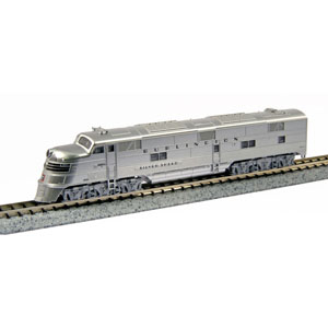 E Series Diesel Locomotives