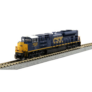 SD70ACe Diesel Locomotive