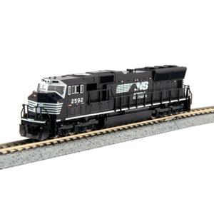 SD70M Diesel Locomotive