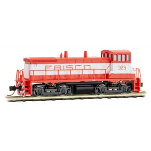 SW1500 Diesel Locomotive