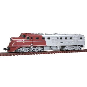 DL109 Diesel Locomotive